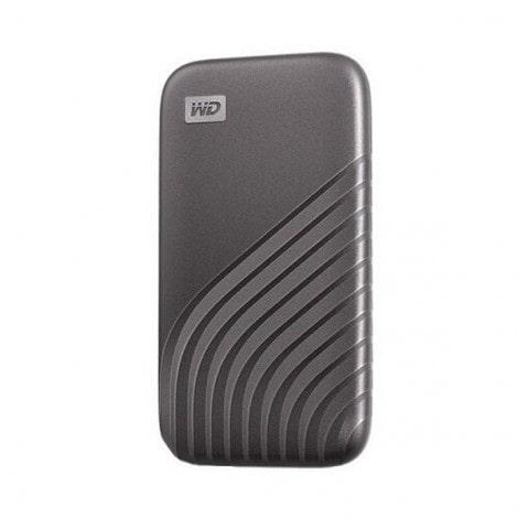 Ổ Cứng Di Động Gắn Ngoài SSD 2TB WD My PassPort - WDBAGF0020AGY-WESN (Xám)